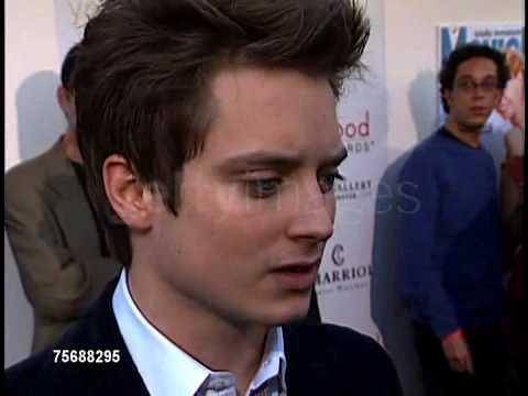 Elijah Wood Hollywood Movieline Awards