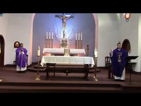 Sunday Mass (March 22, 2020)
