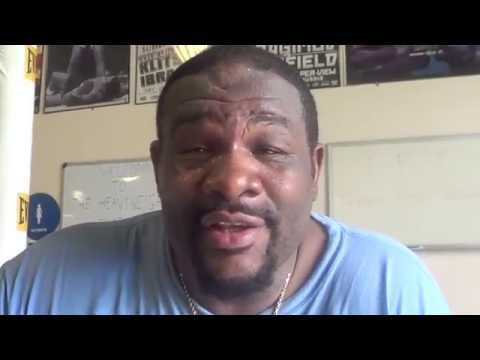 Riddick Bowe discusses Biggie Smalls, Mike Tyson, Deontay Wilder & more (FULL INTERVIEW)