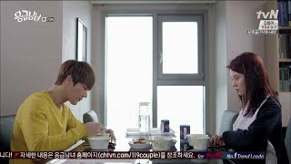 Video Emergency Couple Ep20: Jin-hee and Chang-min feel unnecessarily awkward from the accident last night download MP3, 3GP, MP4, WEBM, AVI, FLV April 2018