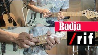 Rif Radja Cover Solo Dan Tutorial Gitar Full