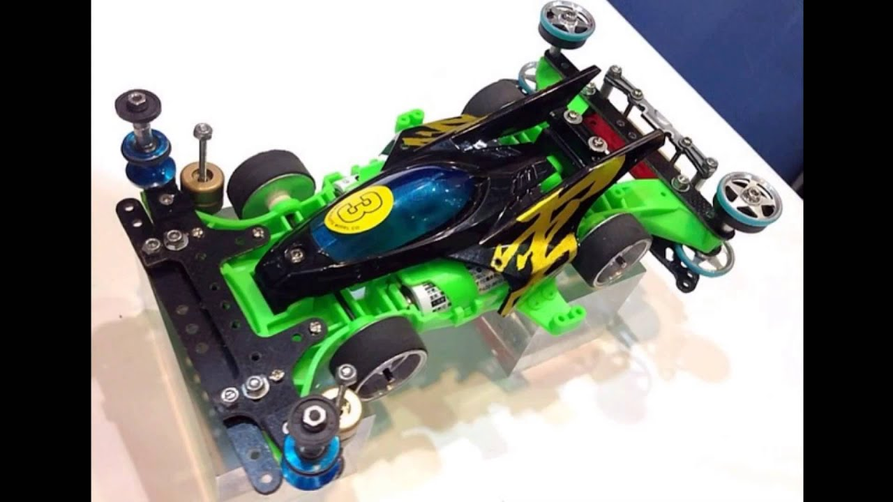 Tamiya Mini 4wd 2014 Japan World Fair Detail For Champion