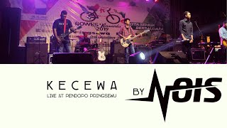 Gambar cover Nois - Kecewa Live at Pendopo Pringsewu (Official music Video)