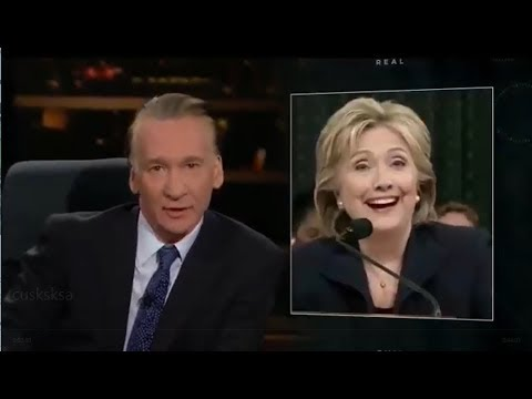 Real Time with Bill Maher: New Rules (HBO) Hillary Clinton | August 18, 2017