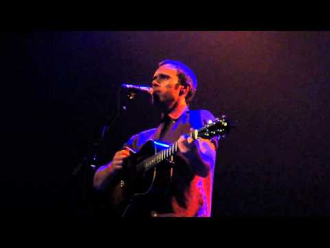 James Vincent McMorrow & Band - Hear The Noise That Moves So Soft And Low (live) - Antwerpen