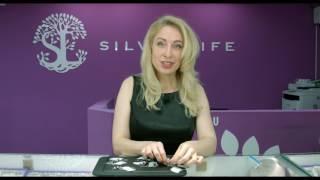 Сапфиры в серебре - серебряные украшения оптом от компании Ярра(, 2017-04-09T10:29:45.000Z)