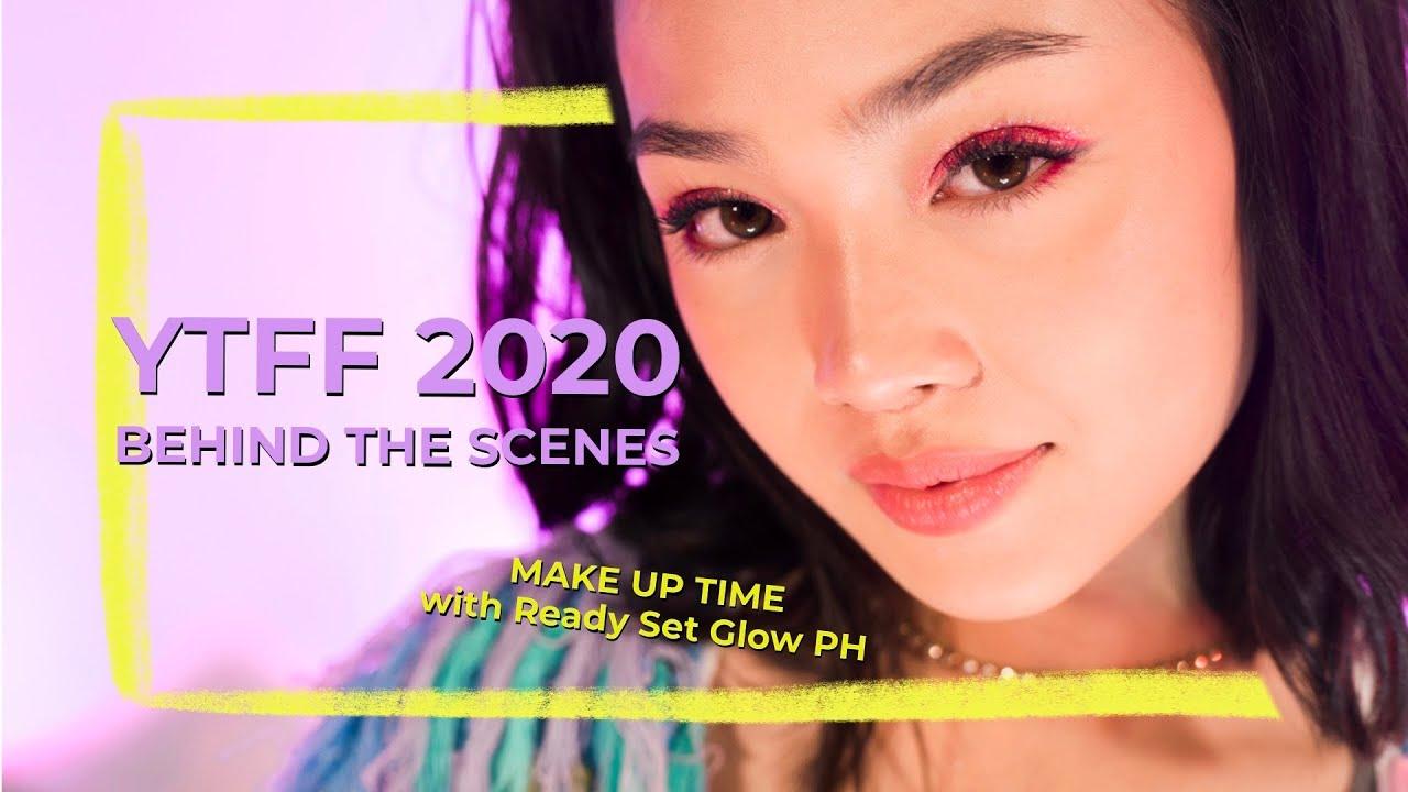 Youtube Fanfest 2020 BEHIND THE SCENES!!! // Andree Bonifacio