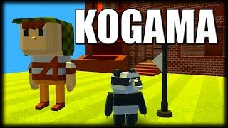 Jogando Kogama - Chaves Sadista