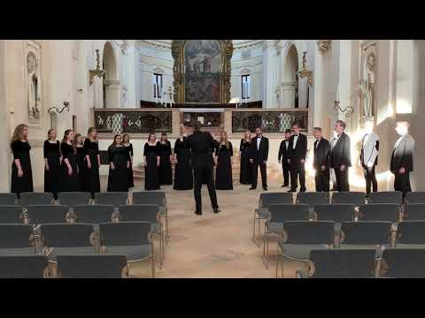 The College of Idaho Chamber Singers—Cantate Domino à 6, by Claudio Monteverdi