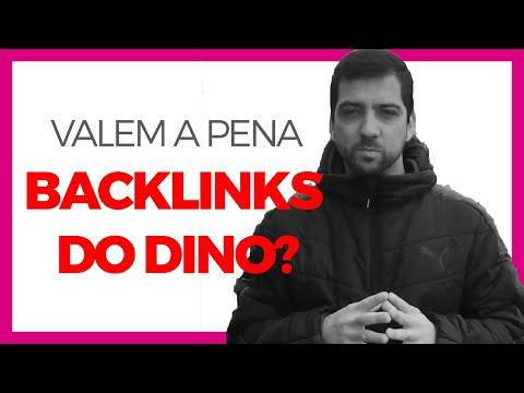 Backlinks do Dino valem a pena? Como podem afetar seu posicionamento e reputação.
