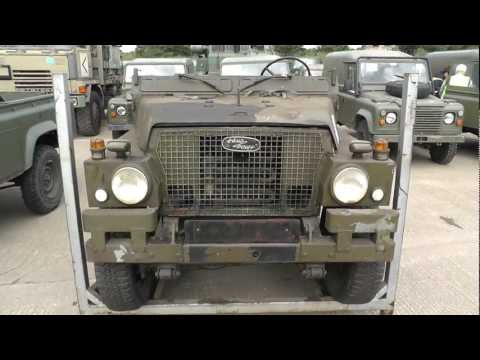 Witham Military Vehicle Auction Surplus CET CVRT Stormer Landrover etc August 2012