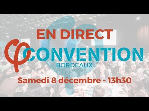 EN DIRECT - 3ème Convention de la France insoumise - #ConvFi2018