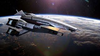 Mass Effect Legendary Edition/Легендарная игра про космос/#1
