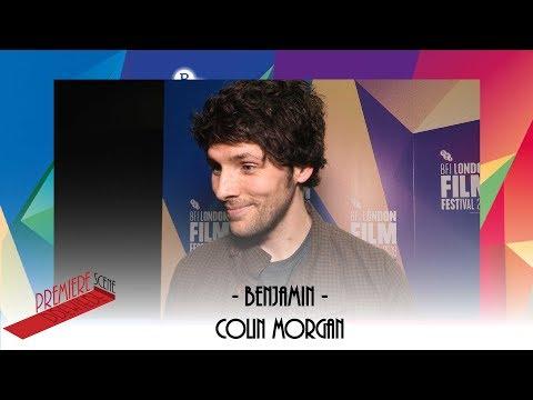 Colin Morgan   Benjamin  BFI LFF