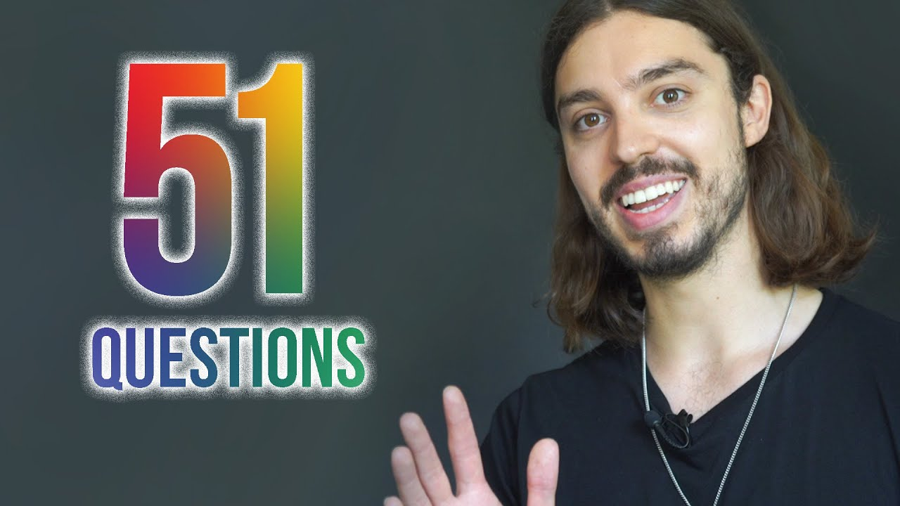 FAST 51: Questions w/ Earthling Ed