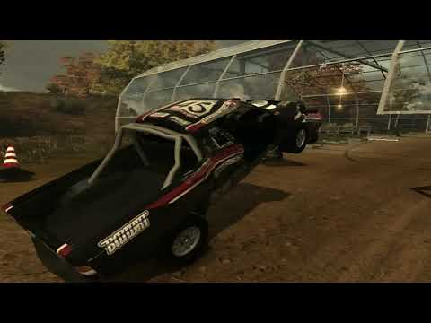 flatout 3 : race with replay 35 with my car of nevara