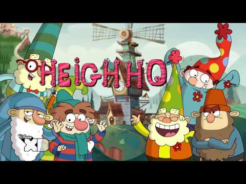 7D: Heigh Ho With The 7D, Only On Disney XD, On OSN!