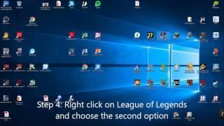 League of Legends Black Screen/bug fix/2017