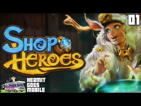 """""""thank-you-for-shopping-at-genny-mart!!!""""-shop-heroes-ios-android-1080p-hd-walkthrough"""