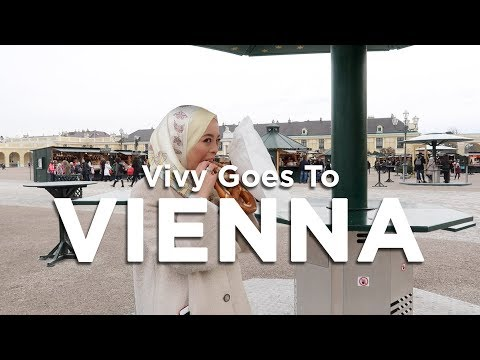Vivy Goes To Vienna + The Butterfly dUCk Surprise | Vivy Yusof