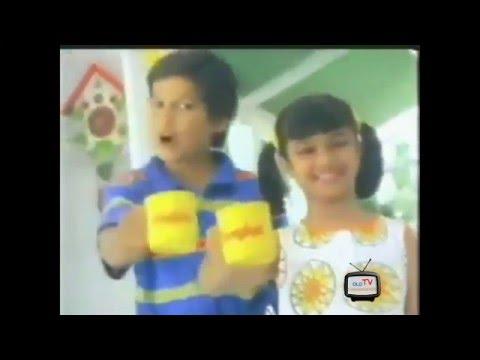 Shahid kapoor and Ayesha Takia in Complan OLD ad