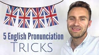 5 English Pronunciation Tricks EVERY English Student Should Be Using