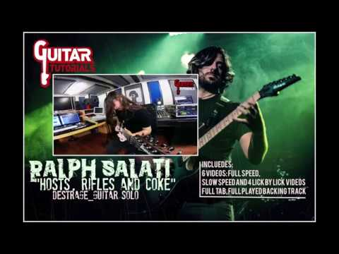 Ralph Salati - Hosts, Rifles and Coke