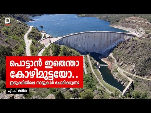 р┤кр╡Кр┤Яр╡Нр┤Яр┤╛р┤ир╡НтАН р┤Зр┤др╡Жр┤ир╡Нр┤др┤╛ р┤Хр╡Лр┤┤р┤┐р┤ор╡Бр┤Яр╡Нр┤Яр┤пр╡Л.. р┤Зр┤Яр╡Бр┤Хр╡Нр┤Хр┤┐р┤пр┤┐р┤▓р╡Ж р┤ир┤╛р┤Яр╡Нр┤Яр╡Бр┤Хр┤╛р┤░р╡НтАН р┤Ър╡Лр┤жр┤┐р┤Хр╡Нр┤Хр╡Бр┤ир╡Нр┤ир╡Б | Idukki Dam