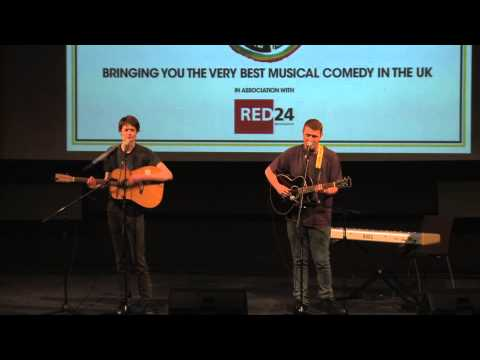 The We Got Tickets Musical Comedy Awards Final 2013