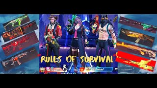 #45 ROS AS ALWAYS!  RULES OF SURVIVAL