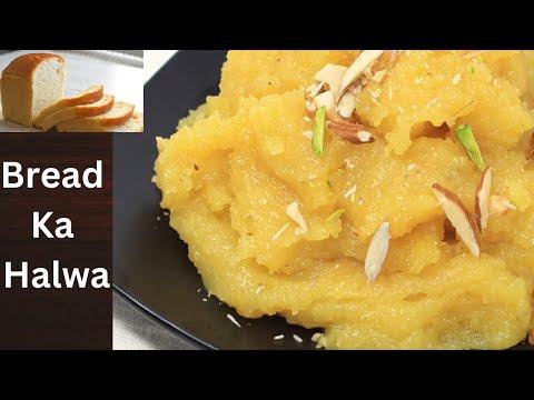 Image result for bread ka halwa