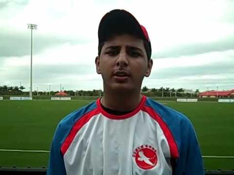 USA U-19 vs. Cayman Islands U-19 Post Match Interview with Shayan Abdulghani
