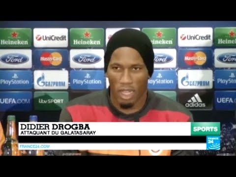 Didier Drogba de retour à Stamford Bridge pour affronter Chelsea