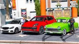 Gta 5 Car Thieves - Нашел Нереально Дорогие Тачки И Угнал Их! Ушел В Большой Отрыв! 🌊Вотер