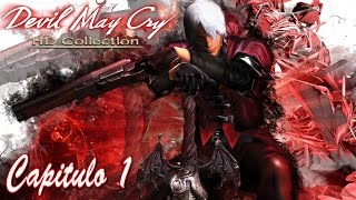 Devil May Cry (HD COLLECTION) Capitulo 1 en Español: Dante está de vuelta (60fps)