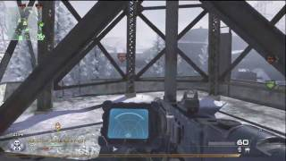 COD MW2 - A Noob Move in Search and Destroy
