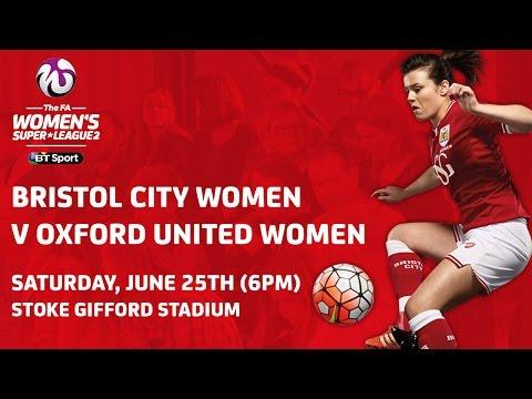 Hayley Ladd Urges Fans To Get Behind Bristol City Women This Weekend