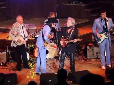Marty Stuart & His Fabulous Superlatives- Tear the Wood Pile Down