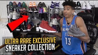 Download MY ULTRA RARE SNEAKER COLLECTION! New Exclusive Nike Shoes! 😱 Mp3 and Videos