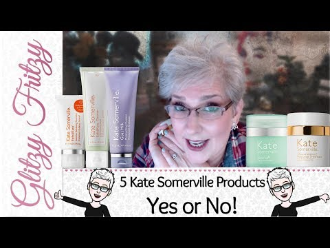 5 Kate Somerville Products Yes Or No