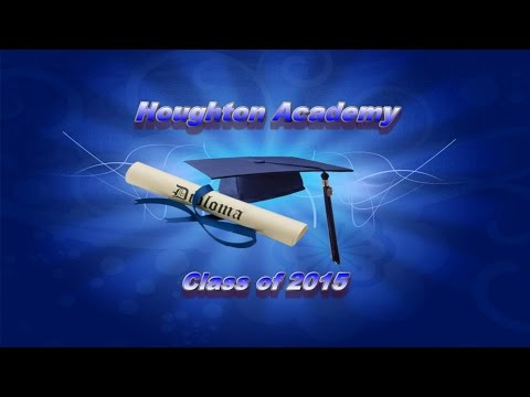 Houghton Academy 2015 Graduation