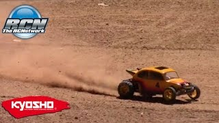 Kyosho Beetle 2014 Re-release - Official Running Video!
