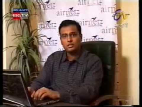 Airnetz Aviation Infrastructure Airports development MRO Charters GDS Atul Khekade interviewed ETV