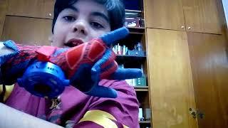 Garoto aranha T1 ep 2:meu lançador de teia