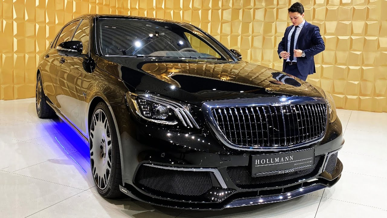 2020 Mercedes Maybach S650 Brabus 900 V12 S Class Full Review