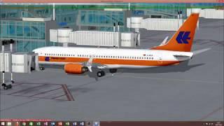 Pmdg 737 Split Scimitar Winglets