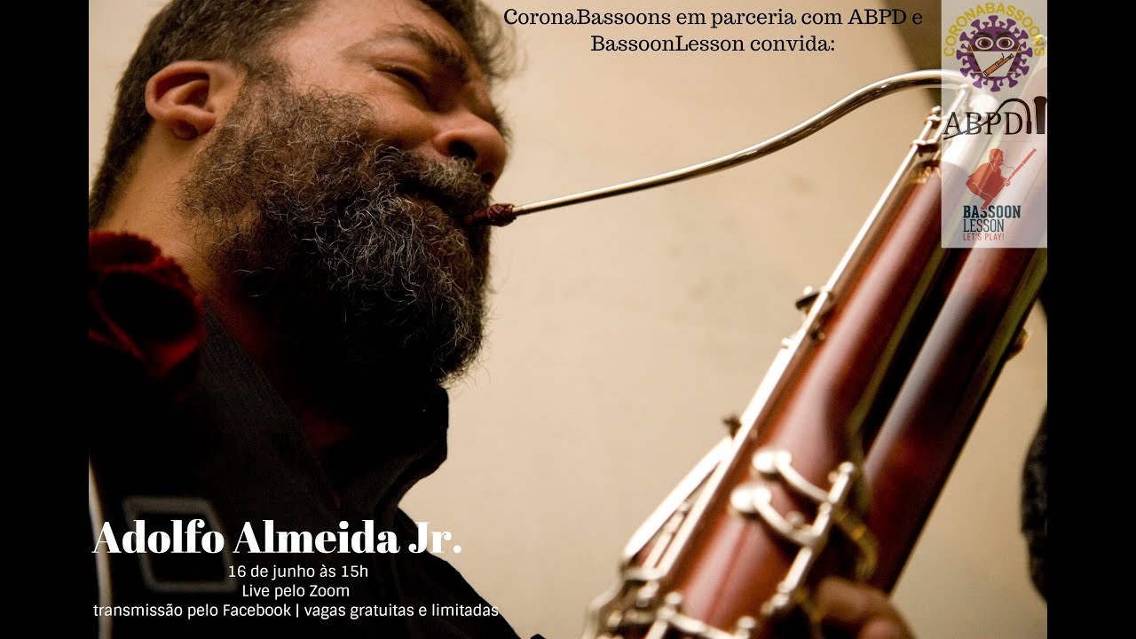 Live com o professor Adolfo Almeida Jr.