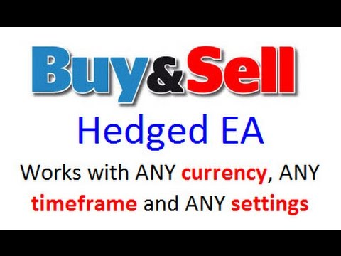 New Hedge Forex MT4 Expert Advisor lets you trade profitably entering a buy and a sell 🌟🌟🌟🌟🌟