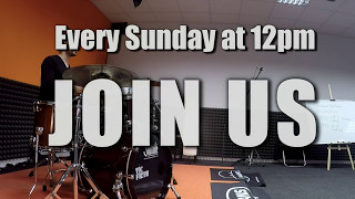 Hip-Hop Drumming | SUNDAY WORKSHOPS (Highlights)