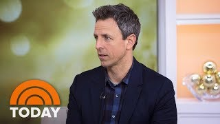 Seth Meyers: Hollywood Scandals Will Be 'Elephant In The Room' At Golden Globes   TODAY